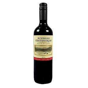 Vinho Tinto Bodegas Centenárias Cab. Sauvignon Santa Rita 750ml