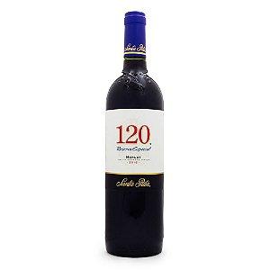 Vinho Tinto 120 Reserva Especial Merlot Santa Rita 750ml