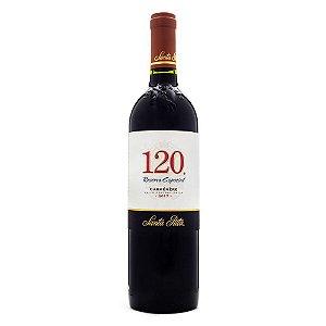 Vinho Tinto 120 Reserva Especial Carmenere Santa Rita 750ml