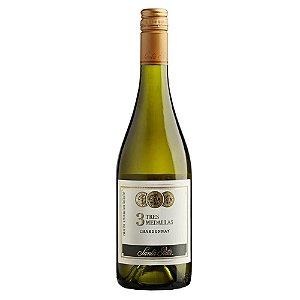 Vinho Branco Tres Medallas Chardonnay Santa Rita 750ml