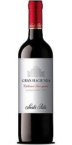 Vinho Tinto Gran Hacienda Cab. Sauvignon Santa Rita 750ml