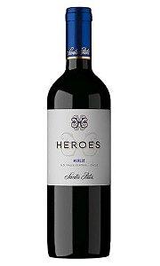 Vinho Tinto Heroes Merlot Santa Rita 750ml