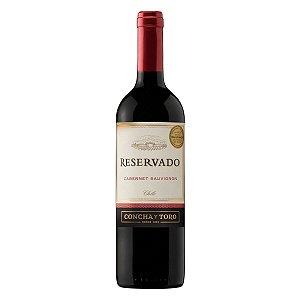 Vinho Tinto Concha Y Toro Reservado Cabernet Sauvignon 750ml