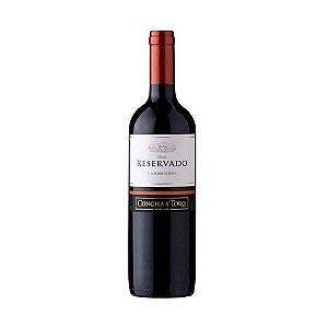 Vinho Tinto Concha Y Toro Reservado Carmenere 750ml