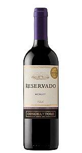 Vinho Tinto Concha Y Toro Reservado Merlot 750ml
