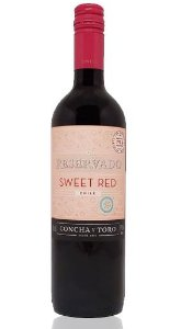 Vinho Tinto Concha Y Toro Reservado Sweet Red Suave 750ml