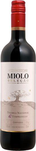 Vinho Tinto Miolo Seleção Tempranillo/Touriga 750ml