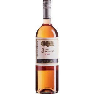Vinho Rose Tres Medallas  Santa Rita 750ml