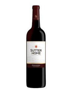 Vinho Tinto Sutter Home Zinfandel 750ml