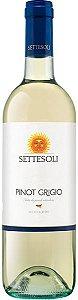 Vinho Branco Settesoli 750ml