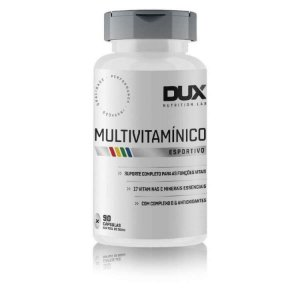 Multivitamínico - 90 cap