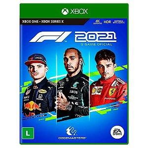 F1 2021 - Xbox