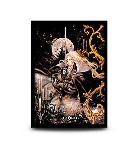 Quadro Castlevania: Symphony of the Night - 32,5 x 43cm