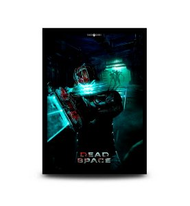 Quadro Dead Space - 32,5 x 43cm