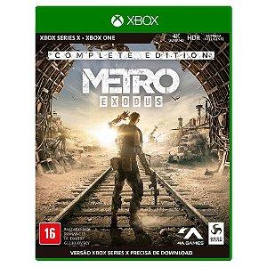 Metro Exodus: Complete Edition - Xbox