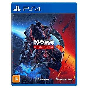 Mass Effect Legendary Edition - PS4