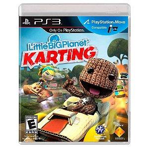 LittleBigPlanet Karting (Usado) - PS3