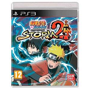 Naruto Shippuden: Ultimate Ninja Storm 2 (Usado) - PS3