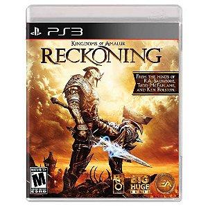 Kingdom of Amalur: Reckoning (Usado) - PS3