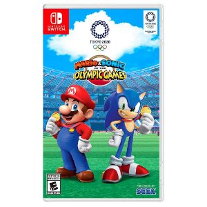 Mario & Sonic at the Olympic Games Tokyo (Usado) - Switch