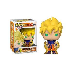 Funko Pop! Dragon Ball Z - Super Saiyan Goku #860