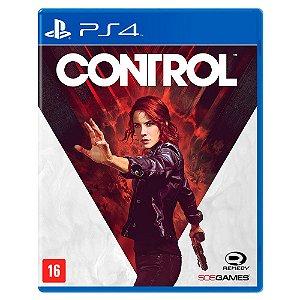 Control (Usado) - PS4