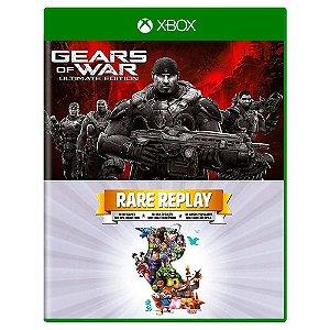 Gears of War + Rare Replay (Usado) - Xbox One