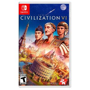 Sid Meier's Civilization VI (Usado) - Switch