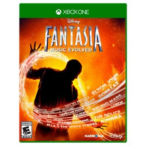 Disney Fantasia: Music Evolved (Usado) - Xbox One