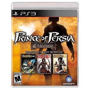 Prince of Persia Trilogy (Usado) - PS3