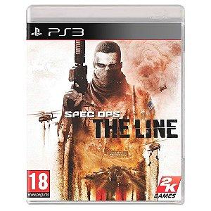 Spec Ops: The Line (Usado) - PS3