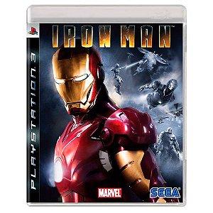 Iron Man (Usado) - PS3