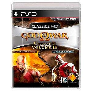 God of War Collection: Volume II (Usado) - PS3