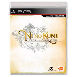 Ni No Kuni: Wrath of the White Witch (Usado) - PS3