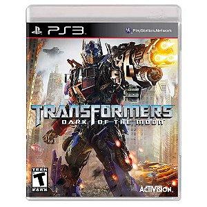 Transformers: Dark of the Moon (Usado) - PS3