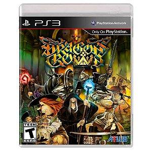 Dragon's Crown (Usado) - PS3