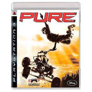 Pure (Usado) - PS3