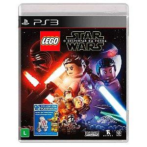Lego Star Wars: O Despertar da Força (Usado) - PS3