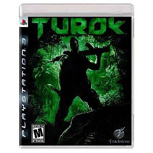 Turok (Usado) - PS3