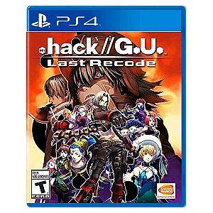 .hack//G.U. Last Recode (Usado) - PS4