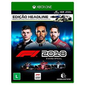F1 2018 (Usado) - Xbox One