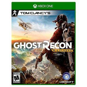 Tom Clancy's Ghost Recon Wildlands (Usado) - Xbox One