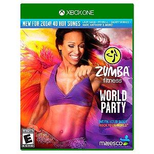 Zumba Fitness World Party (Usado) - Xbox One
