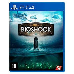 Bioshock The Collection (Usado) - PS4