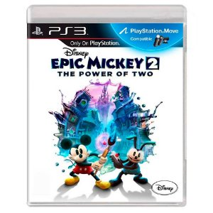 Disney Epic Mickey 2: The Power of Two (Usado) - PS3