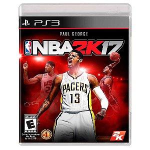 NBA 2K17 (Usado) - PS3