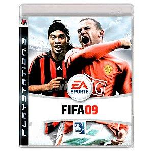 Fifa 09 (Usado) - PS3
