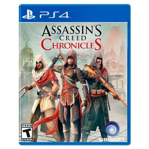 Assassin's Creed Chronicles Trilogy (Usado) - PS4