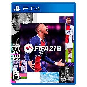 Fifa 21 (Usado) - PS4