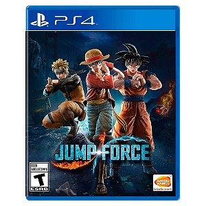 Jump Force (Usado) - PS4